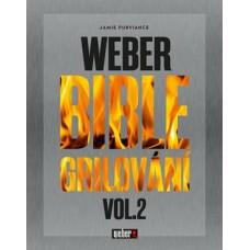 Kniha Weber Bible Grilování Vol.2