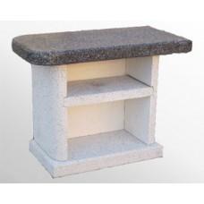 Stolek boční betonový AVANTA EXCLUSIV